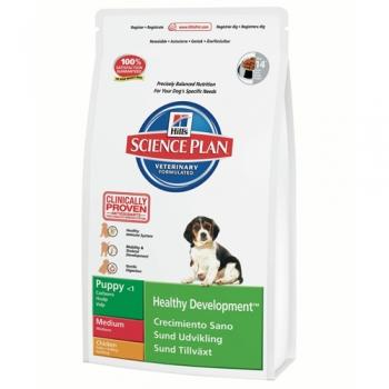 Hill's SP Canine Puppy Medium cu Pui 12 kg