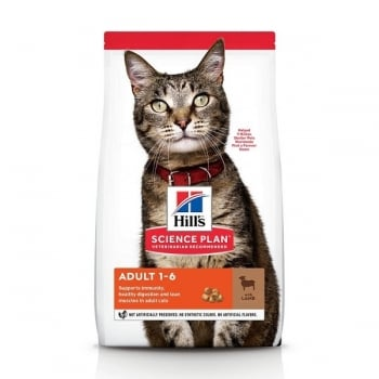 Hill's SP Feline Adult Miel, 1.5 Kg imagine