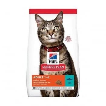 Hill's SP Feline Adult Ton, 3 Kg imagine