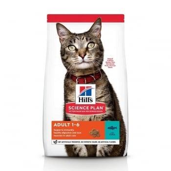 Hill's SP Feline Adult Ton, 10 Kg