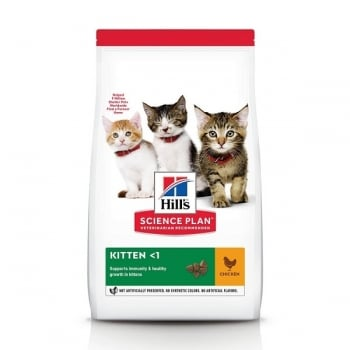 Hill's SP Feline Kitten Pui, 1.5 Kg imagine
