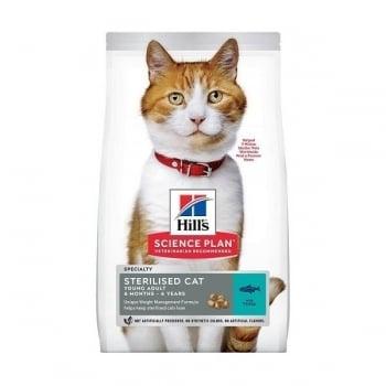 Hill's SP Feline Young Adult Sterilised Ton, 1.5 Kg imagine