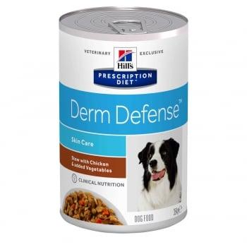Hill's PD Canine Derm Defense Chicken&Veggie Stew 354 g