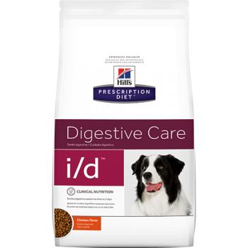 Hill's PD Canine i/d cu Pui, 12 kg