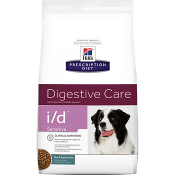 Pachet 2 x Hill's PD Canine i/d Sensitive, 12 kg