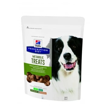 HILL'S PD CANINE METABOLIC TREATS 220 G
