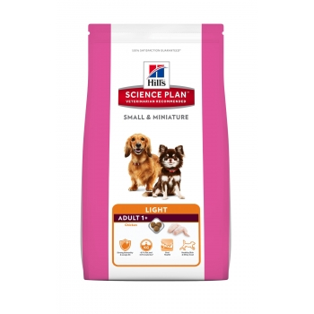 HILL's SP Canine Adult Light Small & Miniature 1.4 Kg