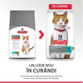 Hill's SP Feline Young Adult Sterilised Ton, 10 Kg