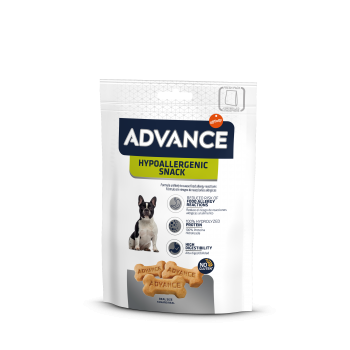 Pachet Advance Hyppoalergenic snack, 3 x 150 g imagine