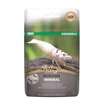 Hrana pentru Creveti Dennerle Shrimp King Mineral, 45 g