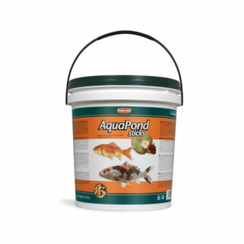 Hrana pentru pesti Aqua Pond Sticks 10 L/1.2 kg imagine