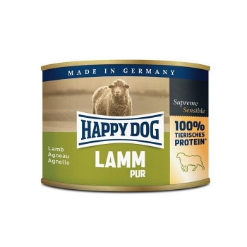 Happy Dog Conserva cu Miel, 200 g