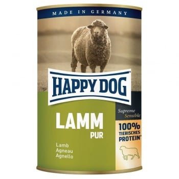 Happy Dog Conserva cu Miel, 800 g