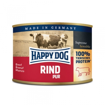 Happy Dog Conserva cu Vita, 200 g