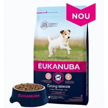 Eukanuba Senior Small cu Pui, 3 kg
