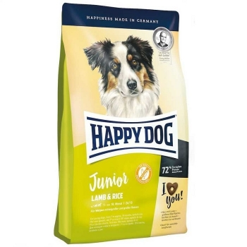 Happy Dog Junior Lamb & Rice, 10 kg