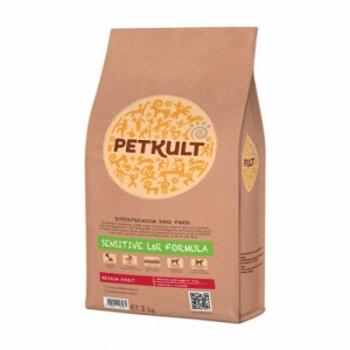 Petkult Sensitive Medium Adult Miel & Orez 2kg imagine