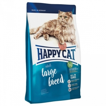 Happy Cat Supreme Adult, Large Breed, 4 kg