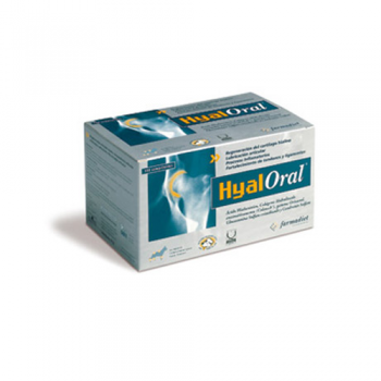 Supliment Nutritiv Hyaloral Medium Breed 90 tablete