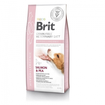 Brit Grain Free Veterinary Diets Dog Hypoallergenic 2 kg