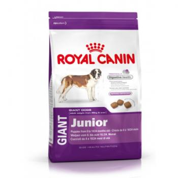 Royal Canin Giant Junior 4 kg