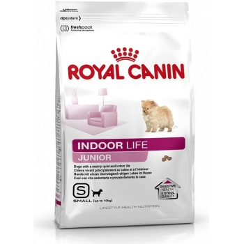 Royal Canin Indoor Life Junior Small, 1.5 Kg