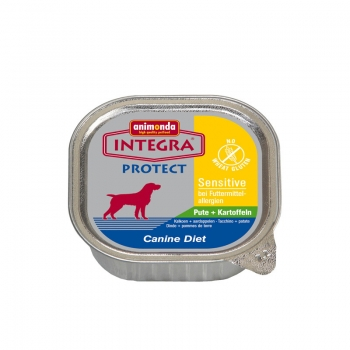 Integra Protect Sensitive Curcan si Cartofi 150 gr