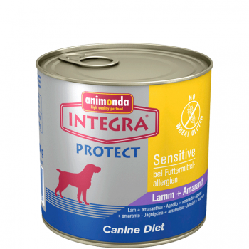 Integra Protect Sensitive Miel si Amarant 600 gr