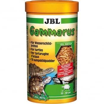 Hrana pentru Broaste Testoase JBL Gammarus 1l