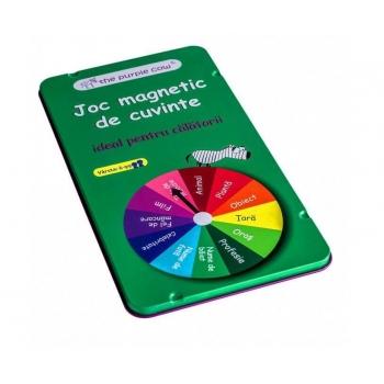 Joc Magnetic Momki, Joc de Cuvinte