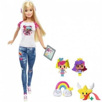 Jocul Video Eroii Barbie si Prietenii