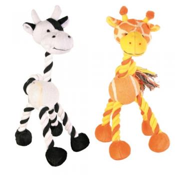 Jucarie Plus Girafa 28 cm