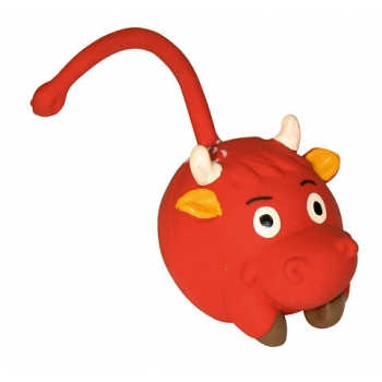 Jucarie pentru Caini, Racing Bull, 9 cm imagine