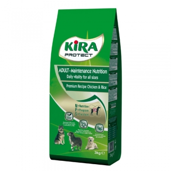 Kira Protect Adult Maintenance Pui si Orez 12,5 kg