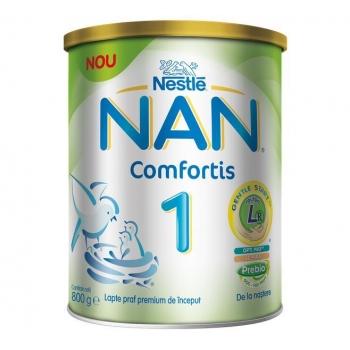 Lapte Praf Nestle Nan 1 Comfortis, 800 g