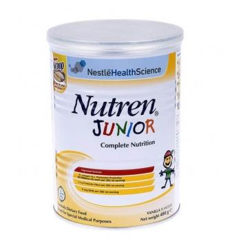 Lapte Praf Nestle Nutren Junior Vanilla de la 1 An, 400 g