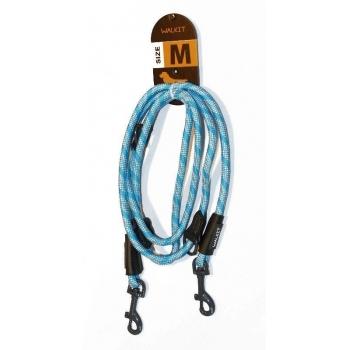Lesa Caine Walkit Round Rope, M, 0.8 x 200 cm, Albastru imagine