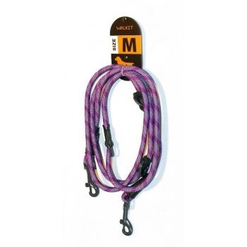 Lesa Caine Walkit Round Rope, M, 0.8 x 200 cm, Violet imagine