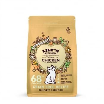 Lily's Kitchen Pisica Adult Delicious cu Pui, 800 g imagine