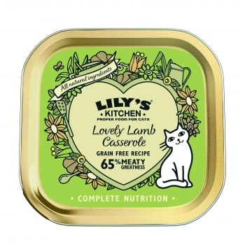 Lily's Kitchen Pisica Adult Lovely Miel, 85 g imagine