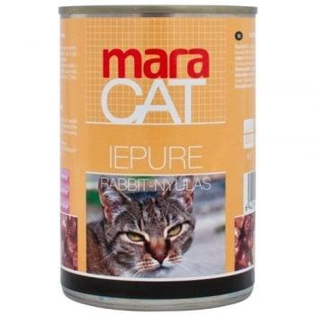 Maracat pisica iepure - conserva 415 gr