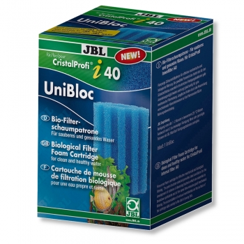 Material filtrant JBL UniBloc CP i40