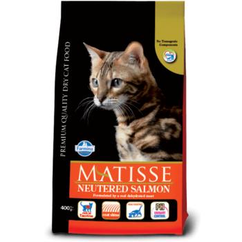 Matisse Neutered Salmon 400 gr