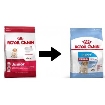 Royal Canin Medium Junior (Puppy), 1 kg