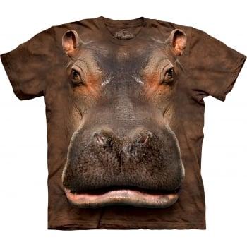 Tricou la Conserva Hippo Head S