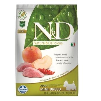 N&D Adult Mini Mistret si Mar 7 kg