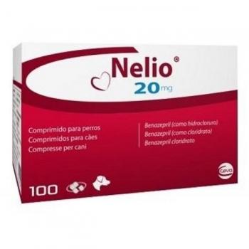 Nelio 20 mg, 100 tablete