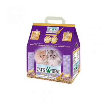 Asternut Igienic Cat's Best Natur Gold 10 litri