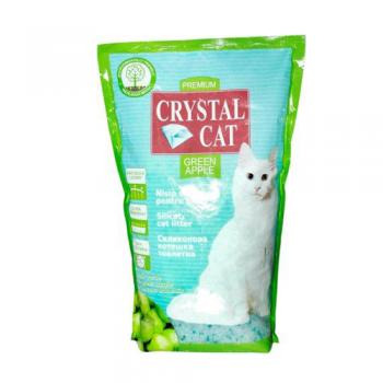 Asternut Igienic Crystal Cat Mar Verde 1.75 kg