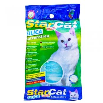 Pachet 4 x Nisip Silicat Starcat, 8 L